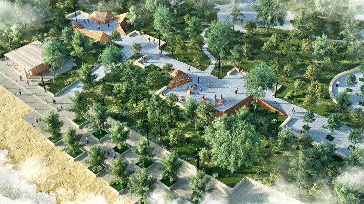 Объявлены торги на проект планировки острова Молокова под строительство патриотического парка-музея