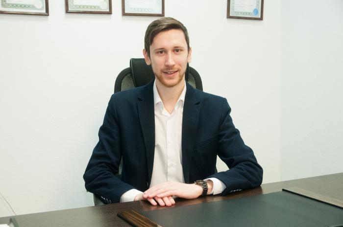 Руководитель юридической практики в Екатеринбурге ООО «Современная защита» Даниил Тюрин