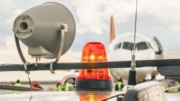 В Самаре из-за поломки экстренно сел самолет со 154 пассажирами на борту