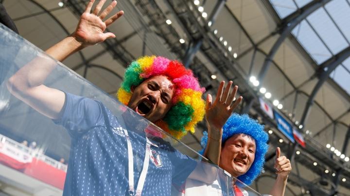 Утомленные солнцем: вспоминаем самых веселых болельщиков из Японии в Волгограде