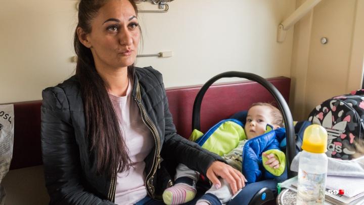 «Он будет жить». Пермячка возит сына на экспериментальное лечение в Екатеринбург и верит в чудо