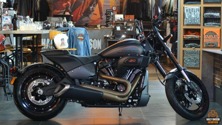 Больше, чем круизер: фанатов Harley-Davidson зовут на тест-райд самого мощного представителя марки