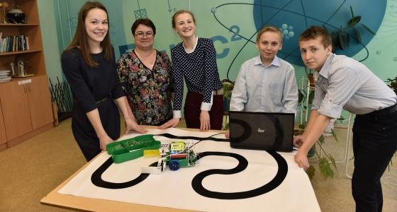 Филиал «Сколково» на Эльмаше: экскурсия по школе, где готовят инженеров и изобретателей