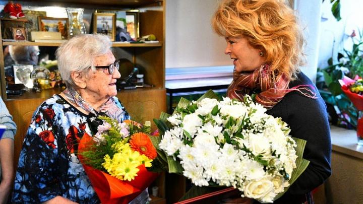 Женщина, отметившая 110-й день рождения, открыла секрет долгой и счастливой жизни