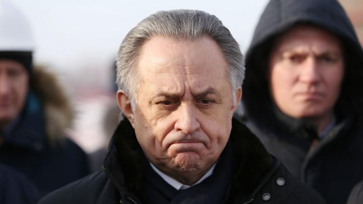«XXI век, на улице не плюс пять»: вице-премьер Мутко поделился впечатлениями о челябинском аэропорте