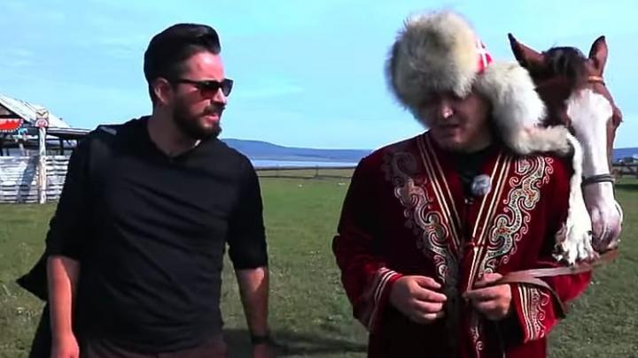 На испанском телевидении показали фильм о туристических прелестях Башкирии