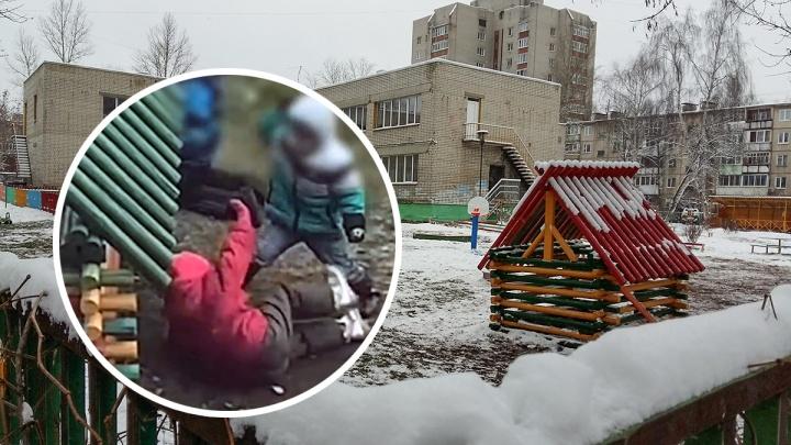 Родители из садика, где избили девочку, готовили сход в защиту воспитательницы. Но передумали