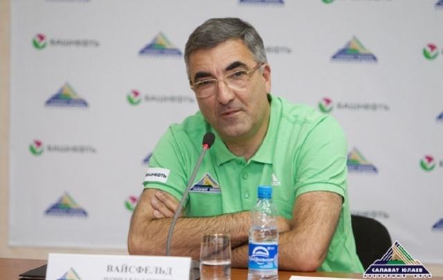 Генменеджер «Салавата Юлаева»: тренеры Емелин и Зюзин проработают до конца сезона