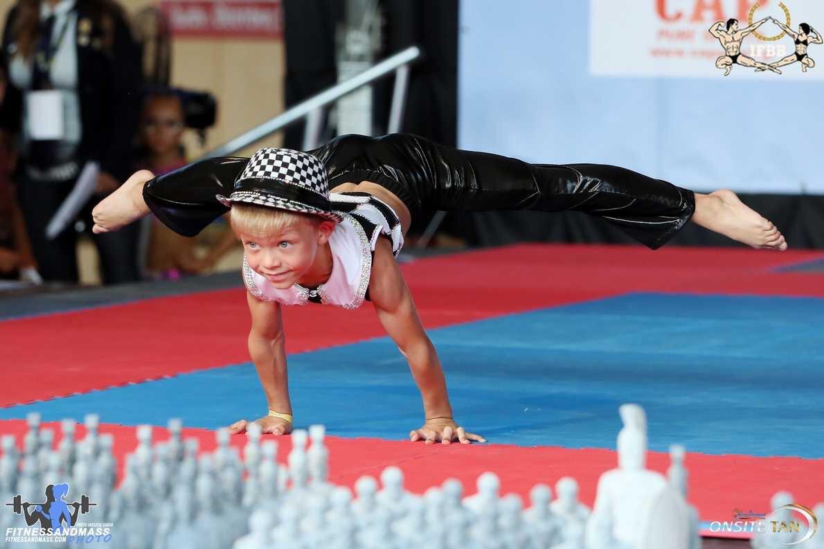 Семён мечтает стать олимпийским чемпионом