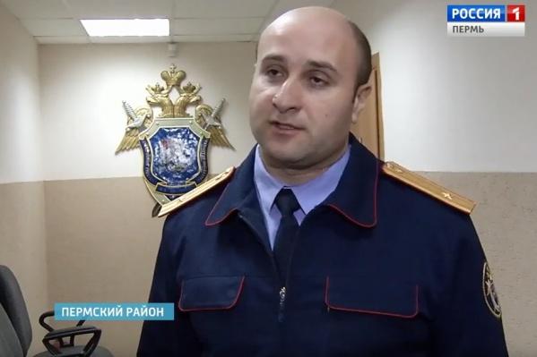 Эдгара Саркисяна арестовали на два месяца
