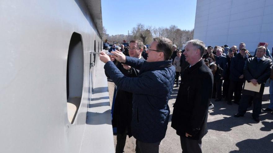 В Самаре построят три сухогруза впервые за сто лет