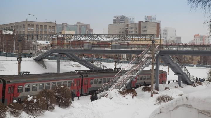 РЖД объявили о смене расписания электричек в Новосибирске
