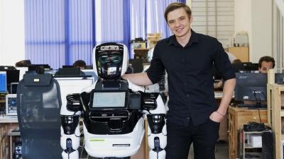 Создатель Promobot попал в список 30 самых перспективных молодых россиян по версии журнала Forbes