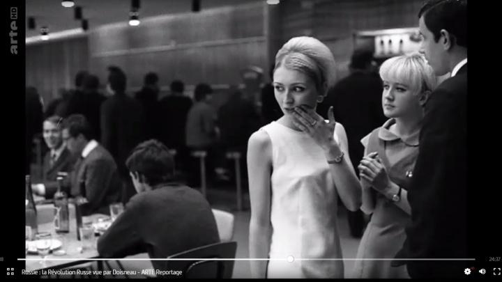 Французы сняли в Новосибирске фильм про снимки культового фотографа 60-х годов