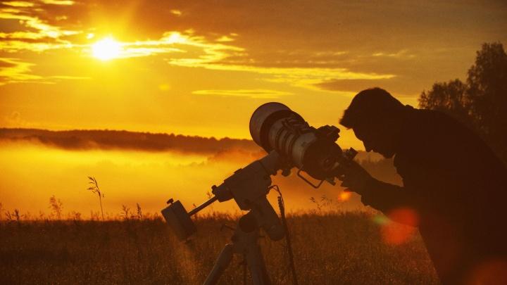 Это просто космос: новосибирец потрясающе снимает звёздное небо