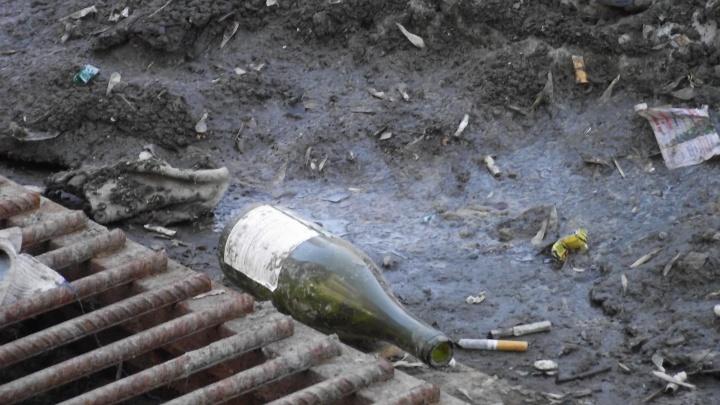Упали на 6 пунктов: Нижегородская область по итогам зимы ворвалась в топ-5 грязных регионов России