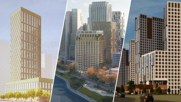 Места, которые вы скоро не узнаете: как огромные территории в Екатеринбурге застроят жильем