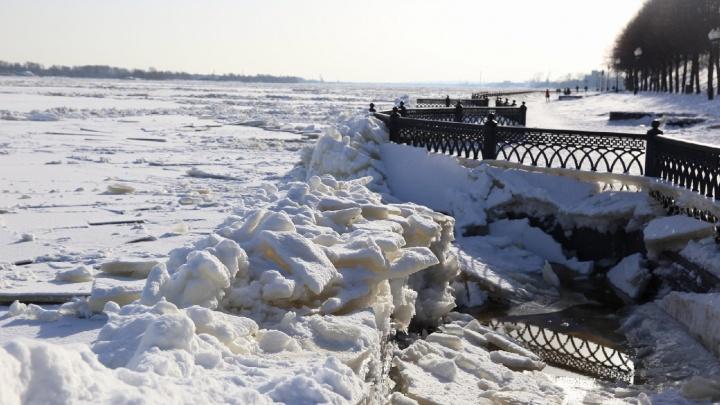 В МЧС назвали причину потопа в Ярославле