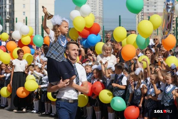 Школу в «Суворовском» начали строить два года назад