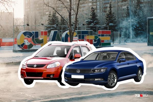 У героев этого выпуска рубрики «ВИП-гараж» очень скромный набор личного транспорта: это иномарки средней ценовой категории