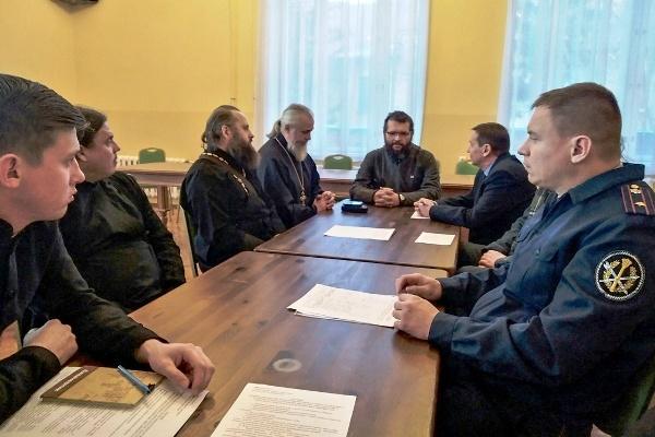В Самаре будущие священники займутся духовным воспитанием зеков
