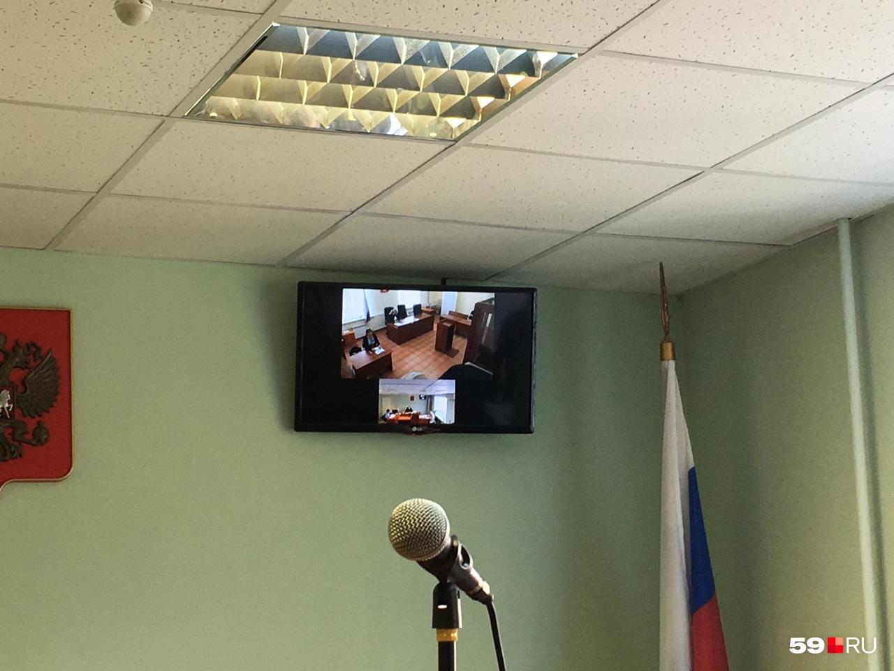 Допрос эксперта из Нижегородского медицинского университета провели по видеосвязи