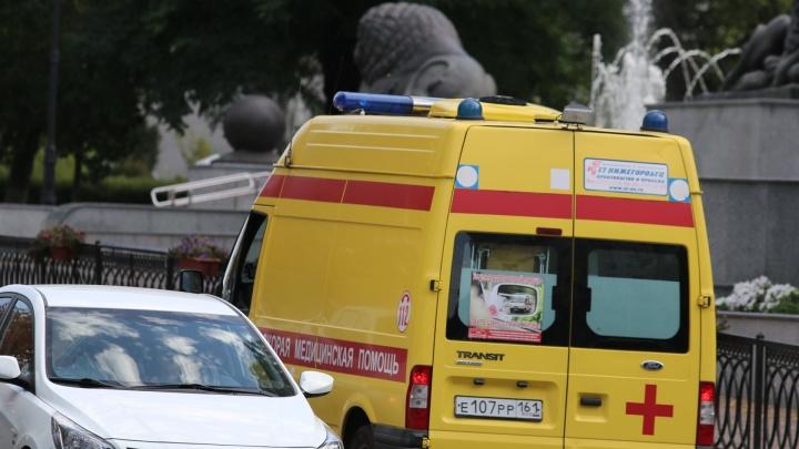 Двое на одного: в Таганроге водители избили мужчину после замечания