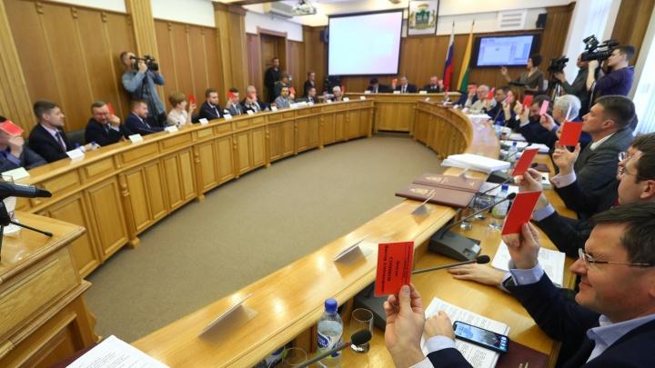 Добавили денег на ремонт лифтов, но не включили метро: депутаты приняли бюджет в первом чтении
