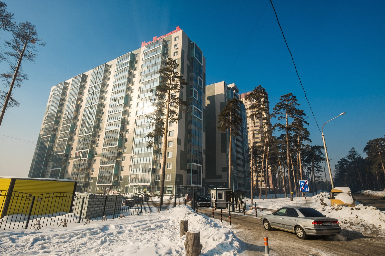 Частично проект планировки уже начали реализовывать — застраивают высотками участок у Заельцовского парка