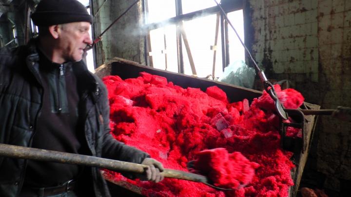 Беспощадные санкции: появилось видео, как уничтожают норвежскую икру в Самарской области