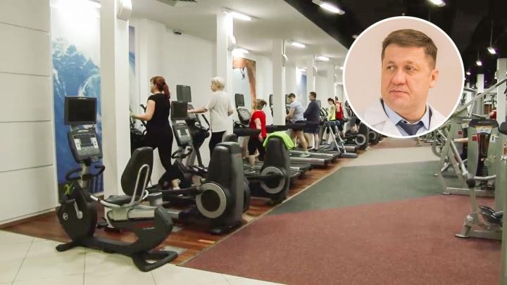 Новый глава Минздрава решил посадить самарских чиновников на диету
