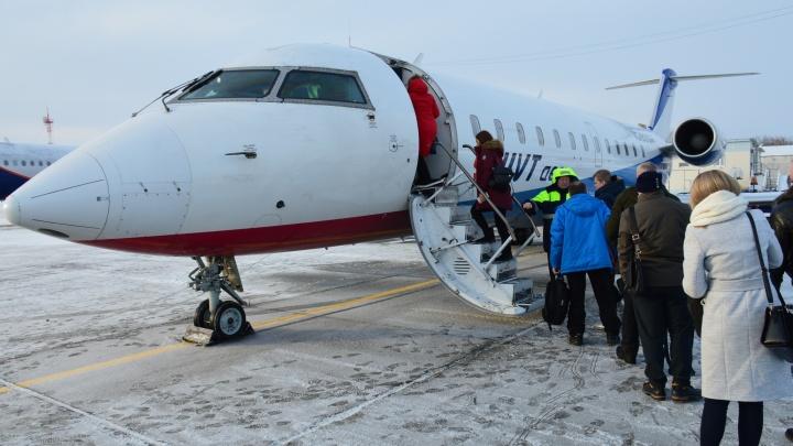 Самолетом в Новый Уренгой и Салехард: из Перми открыли прямые авиарейсы в северные регионы