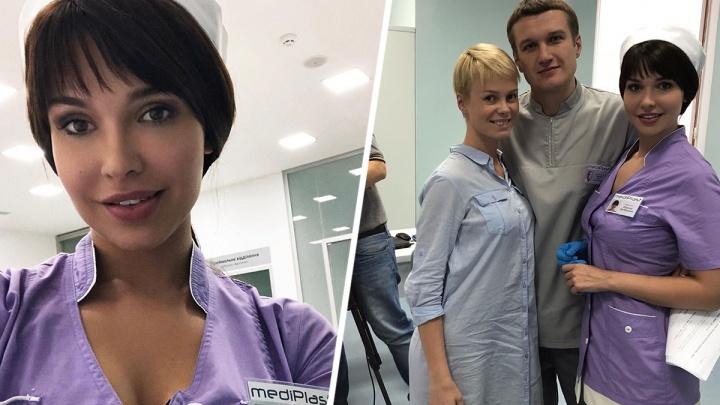 Ростовская модель Мария Лиман рассказала о своей роли в сериале «Верить и ждать»