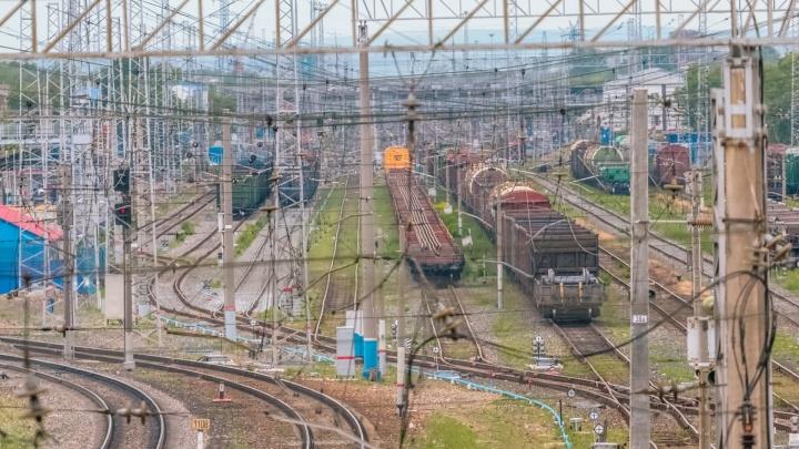 «Тяжелое» преступление: в Самарской области вор пытался украсть 250 кг металла
