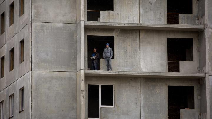 В пропасть наперегонки: строители заявили о катастрофе в отрасли