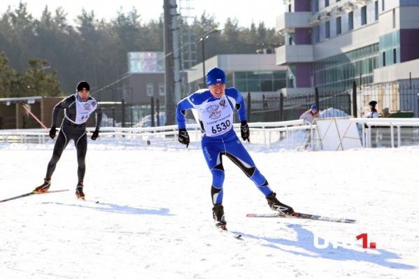 В парке можно будет проводить международные лыжные соревнования