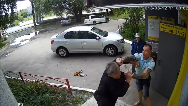 «Стариканы, треснуть?»: челябинец избил на улице 90-летнего ветерана и его товарища