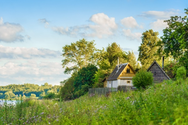 Новый вид кредита подходит для покупки участка или уже готового дома