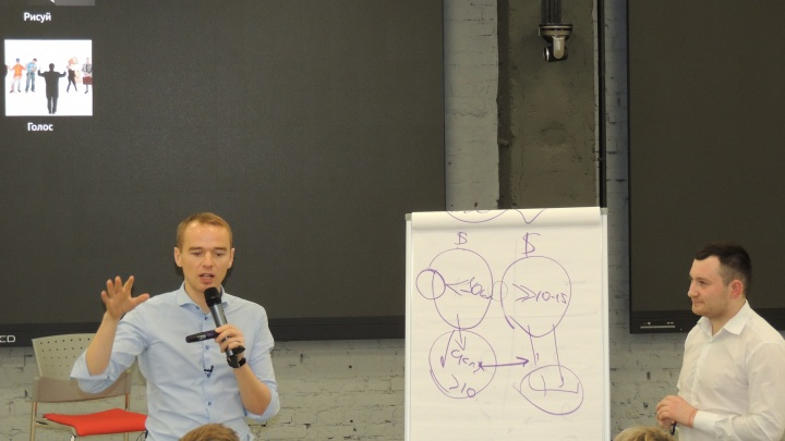Владимир Якуба провёл тренинг для сотрудников дирекции по продажам и маркетингу «Камкабеля»