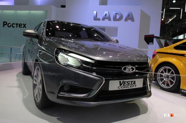 Больше всего в России продали автомобилей автоконцерна Lada