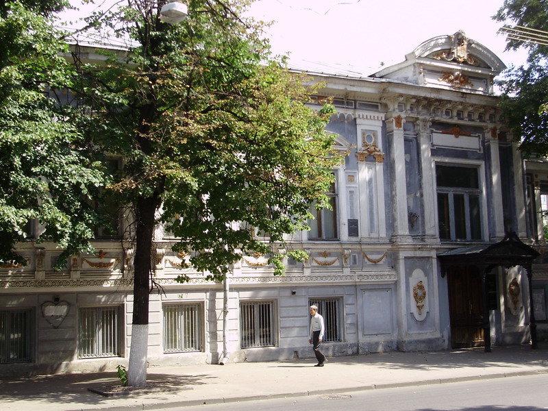 Сейчас в усадьбе Варвары Бурмистровой находится музей А. М. Горького
