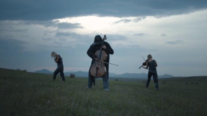 Красноярские музыканты сняли атмосферный клип по мотивам оперы «Князь Игорь»