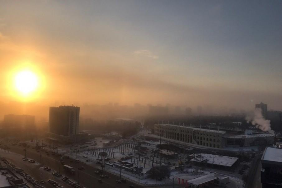 Режим НМУ в Челябинске действует с 16 января