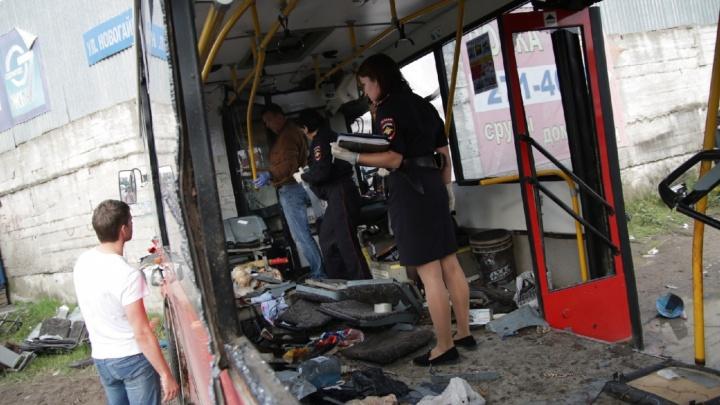 Автобус с завода «НЕФАЗ» врезался в дом в Перми: погибла женщина, еще 32 человека получили травмы