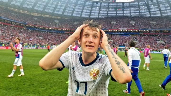 «Мы верили в чудо и в Акинфеева»: игроки сборной России об исторической победе на ЧМ-2018