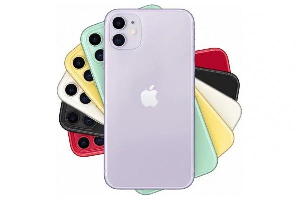 В этом году новосибирцы обратили внимание на айфоны в новых цветах