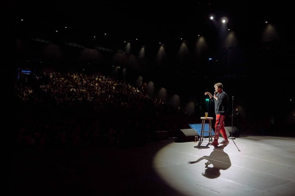 На этой неделе в Екатеринбурге пройдут не только музыкальные концерты, но и юмористические