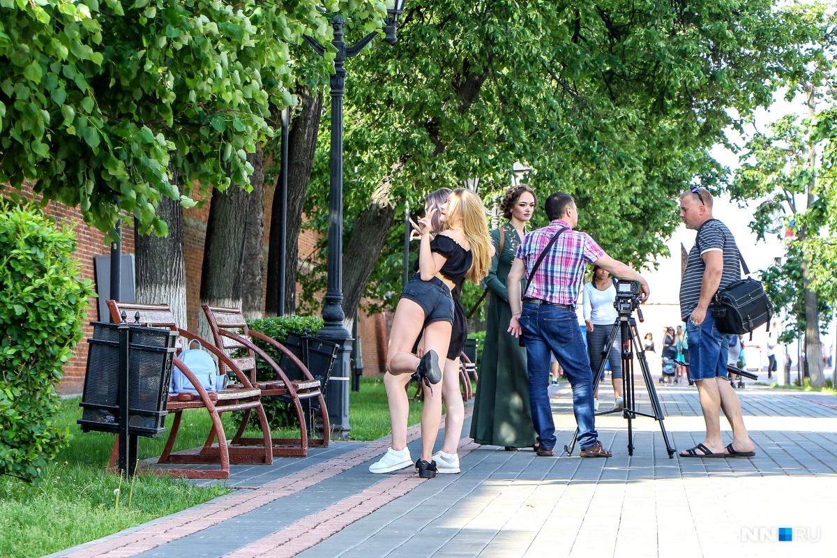 На нижегородских улицах постоянно что-то происходит, главное — смотреть по сторонам