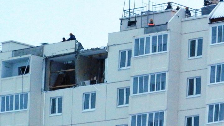 Ремонт новостройки в «Амуре-2» пообещали продолжить в новогоднюю ночь