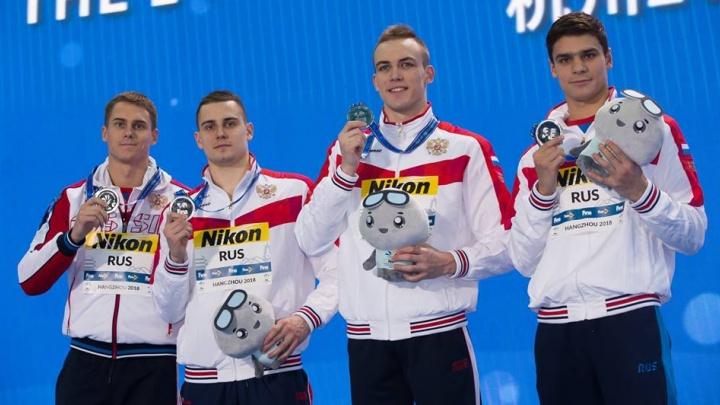 «Опередили на доли секунды»: волгоградец Иван Кузьменко завоевал золото на ЧМ-2018 по плаванию